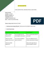 unit plan digestive system