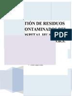 Gestion de Residuos Biocontaminado