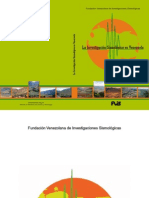 Investigacion Sismologica Venezuela