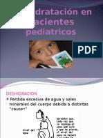 Deshidratación - Pediatria