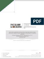 Psicologia e Pobreza No Brasil Produçao de Conhecimento e Atuação Do Psicologo