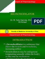 Bronkodilator