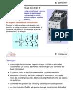 El Contactor El Contactor S/Normas IEC 947-4