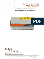 GRIDManager Mit FEED-In Funktion Handbuch A4 de 2014-08-05 (1)