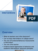 school-based interventions for adhd