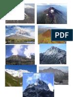 Volcanes y Montañas Imagenes