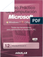 12.- Microsoft Excel II