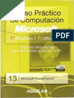 13.- Microsoft PowerPoint II