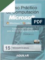 15.- Microsoft OneNote