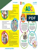 ABC Derechos Unicef