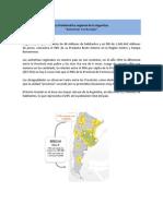 La Problemática Regional de La Argentina