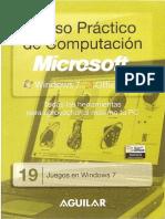 19.- Jugar en Windows 7