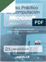 21.- Microsoft Word III
