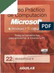 22.- Microsoft Excel III