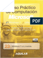 23.- Windows 7 a Tu Medida