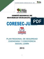 Plan de Seguridad Ciudadana 2015