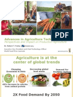Solving Agriculture's 5 Main Problems