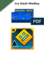 Geometry Dash Medley UPDATE 1.9