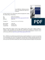 Grafting of silane and graphene oxide onto PBO fibers