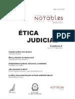Etica Judicial