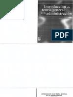 Chiavenato Idalberto - Introduccion A La Teoria General De La Administracion.pdf