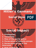 Hitler's Germany Social