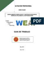 Manual de Trabajo WEAP