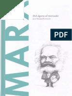 Bermudo, J.M. - Marx. Del Ágora Al Mercado