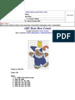 ABC Bear Row Count