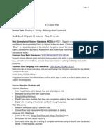 5-e final lesson plan
