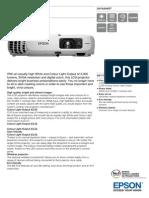 EB S18 Datasheet