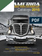 America Engine Parts Catalogo 2015