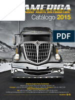 America Engine Parts Catalogo 2015