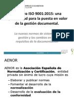 Fesabid2015_JAValderrama_CambiosRequisitosDocumentacion