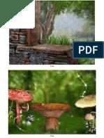 Сказочные фоны для фотографий
