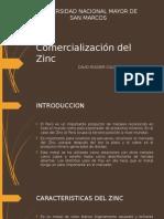Comercialización Del Zinc - David Colorado