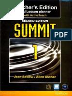 Summit 1 Teachers Book