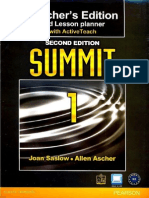Summit 1 Teachers Book