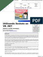 Colabora.net_ Utilizando Sockets en VB .NET - Tilli, Pablo D