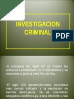 Investigación Criminal (Apuntes)Ppt [Autoguardado]