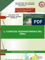 TEMA 5 - Cuencas Sedimentarias Petroliferas