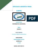 PROPODEUTICO DE ESPAÑOL TAREA 2 INGRID.doc