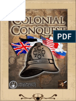 Colonial Conquest - Game Manual