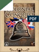 Colonial Conquest - Manuel de Jeu
