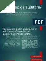 Sociedad de Auditoria
