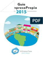 Guía MiEmpresaPropia 2015