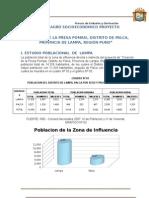 CAPITULO VI Estudios Poblacionales