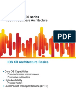 3 - IOS XR Software Architecture v1.1