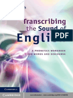 Transcribing the Sound of English - Tench_ Paul