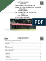 Plan Anual de Trabajo 2014 Machote (Autoguardado)